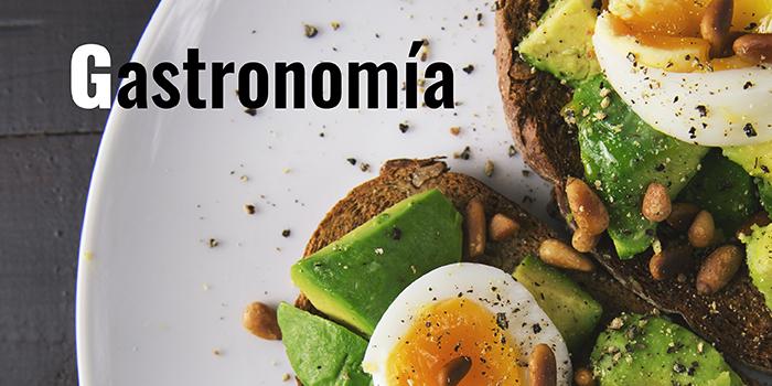 banner home gastronomia