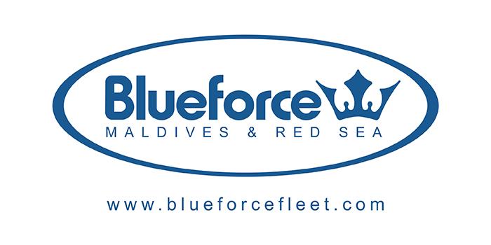 Banner BLUE FORCE